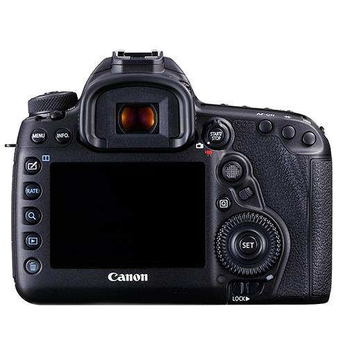 EOS 5D Mark IV Digital SLR Body Product Image (Secondary Image 1)