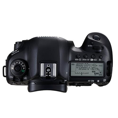 EOS 5D Mark IV Digital SLR Body Product Image (Secondary Image 2)
