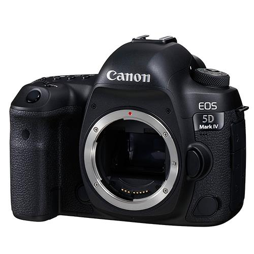 EOS 5D Mark IV Digital SLR Body Product Image (Secondary Image 3)