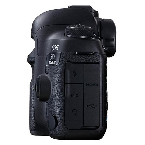 EOS 5D Mark IV Digital SLR Body Product Image (Secondary Image 4)