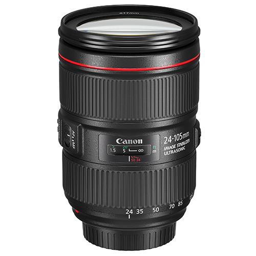 EF 24-105mm f/4L IS II USM Lens Product Image (Secondary Image 1)