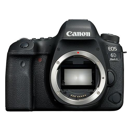EOS 6D Mark II DSLR Body Product Image (Primary)