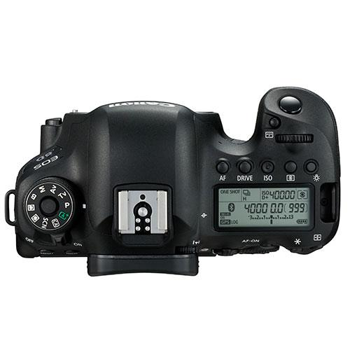 EOS 6D Mark II DSLR Body Product Image (Secondary Image 1)