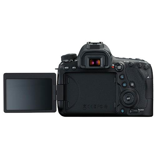 EOS 6D Mark II DSLR Body Product Image (Secondary Image 3)