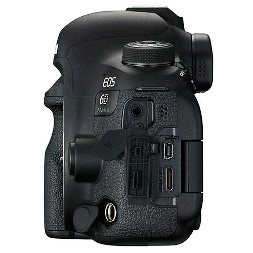 EOS 6D Mark II DSLR Body Product Image (Secondary Image 5)