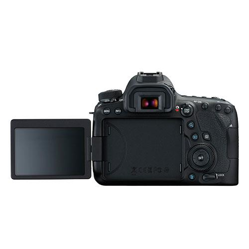 EOS 6D Mark II DSLR + EF 24-105mm f/4L II USM Lens Product Image (Secondary Image 3)