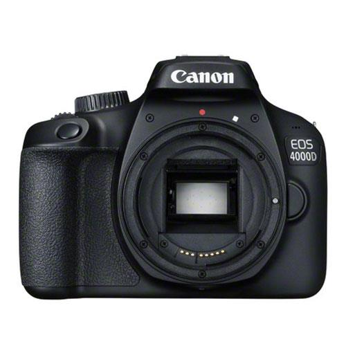 EOS 4000D Digital SLR Body Product Image (Primary)