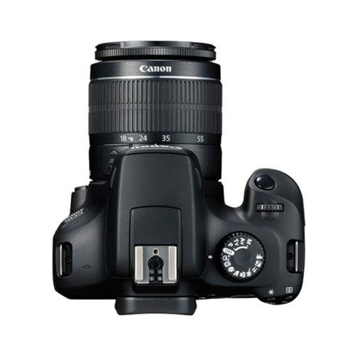 EOS 4000D Digital SLR with EF-S 18-55mm III DC Lens Product Image (Secondary Image 2)