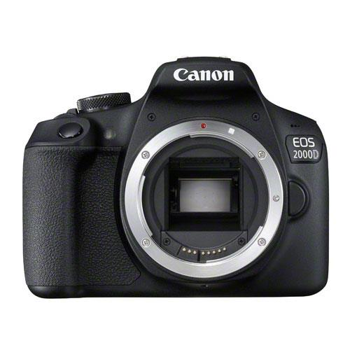 EOS 2000D Digital SLR Body Product Image (Primary)