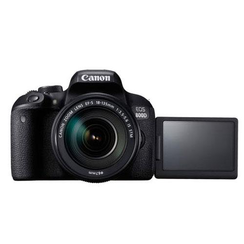 CANON EOS 800D 18-135MM STM Product Image (Secondary Image 1)