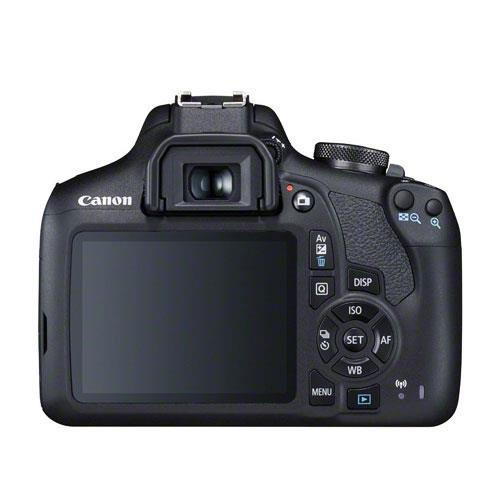 EOS 2000D Digital SLR with EF-S 18-55mm IS II Lens + Canon Bag, 16GB Card & Lens Cloth  Product Image (Secondary Image 2)