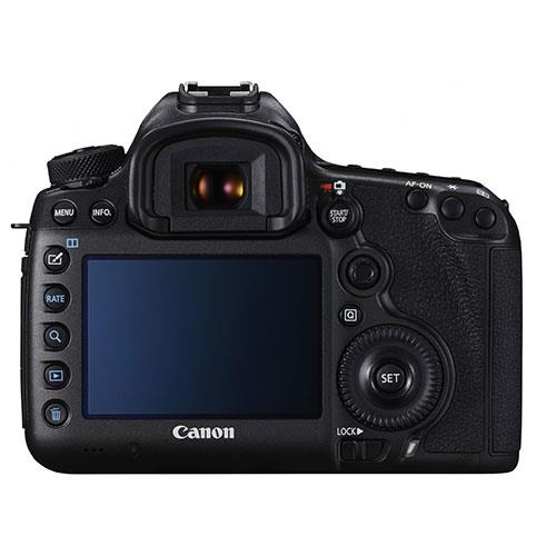 EOS 5DS R Digital SLR Body  Product Image (Secondary Image 1)