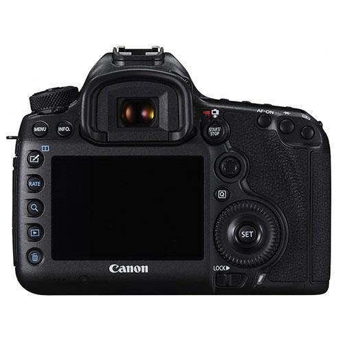 EOS 5DS Digital SLR Body Product Image (Secondary Image 2)