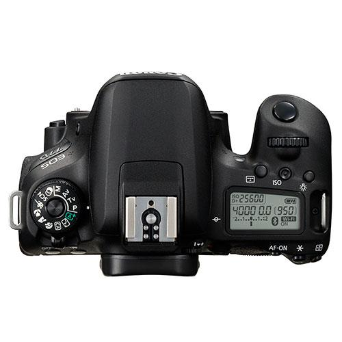 EOS 77D Digital SLR Body Product Image (Secondary Image 2)