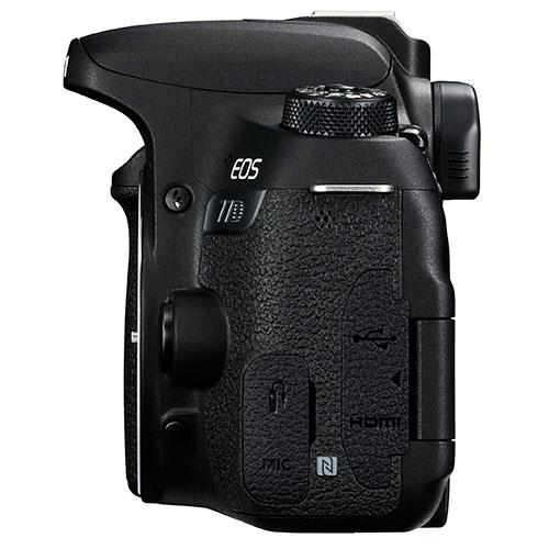 EOS 77D Digital SLR Body Product Image (Secondary Image 4)
