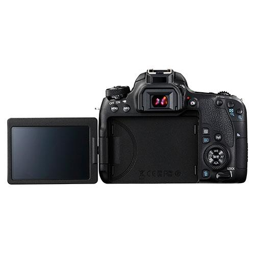 Canon EOS 77D Digital SLR with 18-55mm STM Lens - Jessops