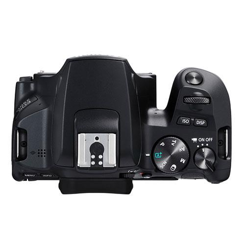 EOS 250D Digital SLR Body in Black Product Image (Secondary Image 3)