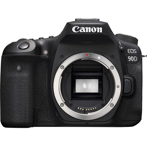 EOS 90D Digital SLR Body Product Image (Primary)