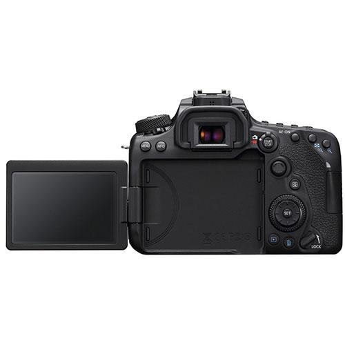EOS 90D Digital SLR Body Product Image (Secondary Image 2)