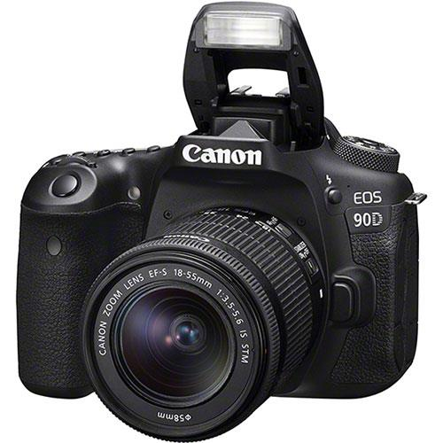 CANON EOS 90D EF-S18-55mm Product Image (Secondary Image 1)
