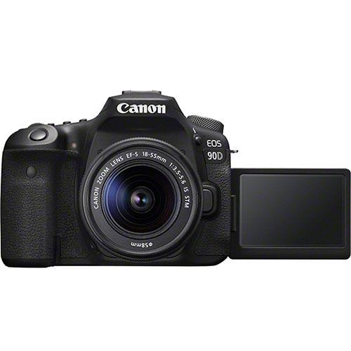 CANON EOS 90D EF-S18-55mm Product Image (Secondary Image 2)