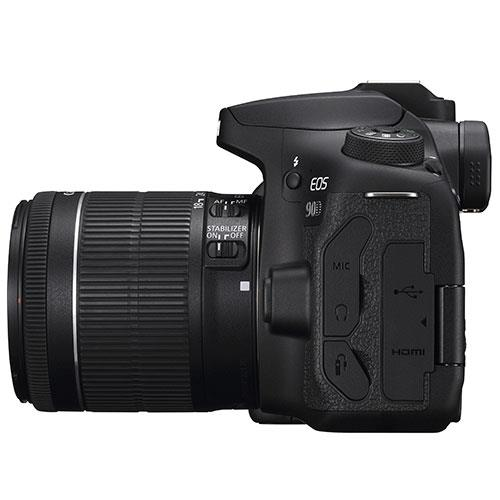 CANON EOS 90D EF-S18-55mm Product Image (Secondary Image 7)