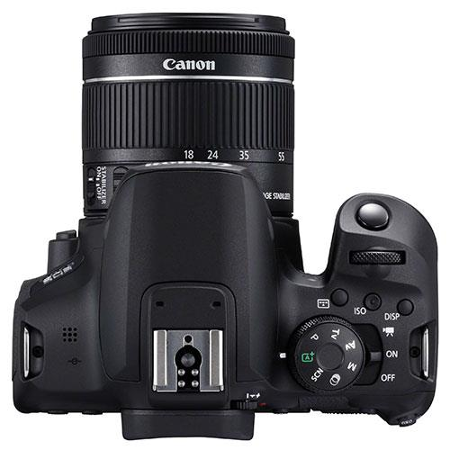 EOS 850D Digital SLR with EF-S 18-55mm IS STM Lens Product Image (Secondary Image 5)