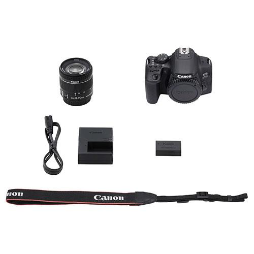 EOS 850D Digital SLR with EF-S 18-55mm IS STM Lens Product Image (Secondary Image 8)