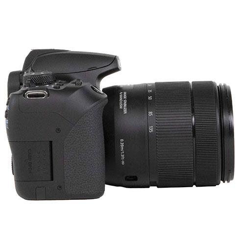 EOS 850D Digital SLR with EF-S 18-135mm IS USM Lens Product Image (Secondary Image 6)