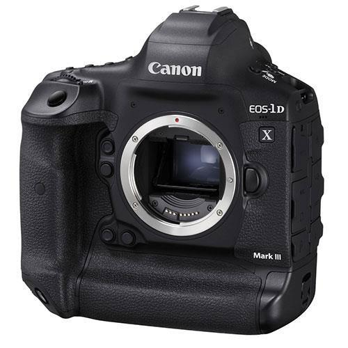 EOS-1D X Mark III Digital SLR Body Product Image (Secondary Image 1)