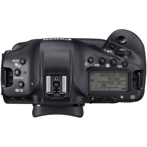 EOS-1D X Mark III Digital SLR Body Product Image (Secondary Image 3)