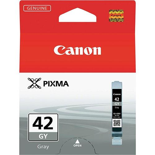 CLI-42GY Grey Printer Ink Cartridge Product Image (Primary)