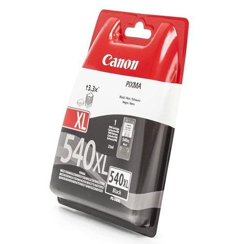 PG-540XL Black Ink Cartridge  Product Image (Primary)
