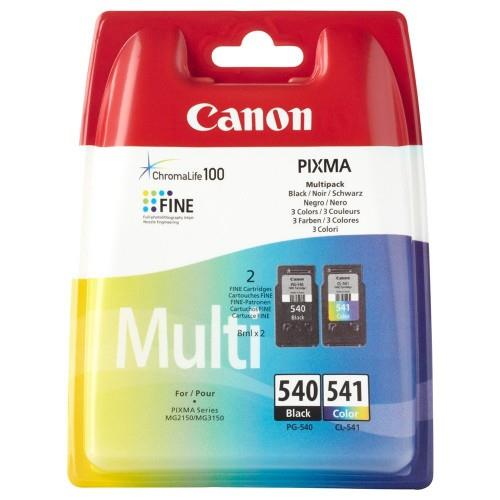 PG-540/CL-541 Ink Cartridge Product Image (Primary)
