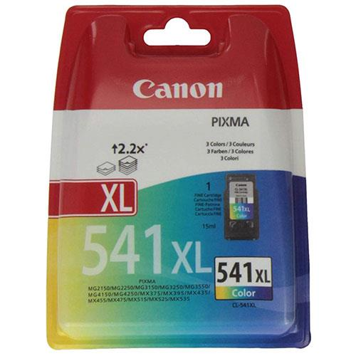 CL-541XL Colour Ink Cartridge Product Image (Primary)