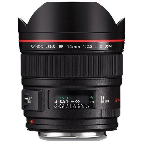 EF 14mm f/2.8L II USM Lens Product Image (Secondary Image 1)