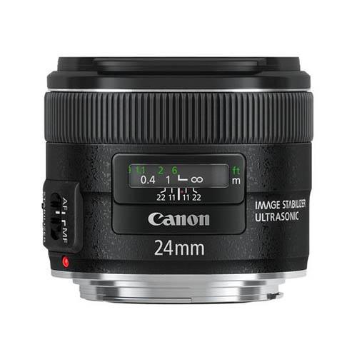 CANON EF 24mm F2.8 IS USM LENS Product Image (Secondary Image 1)