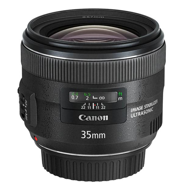 EF 35mm f/2 IS USM Lens Product Image (Secondary Image 1)