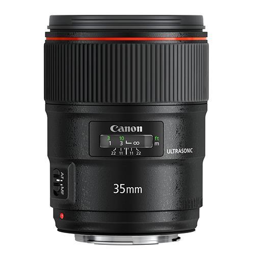 EF 35mm f/1.4L II USM Lens Product Image (Primary)