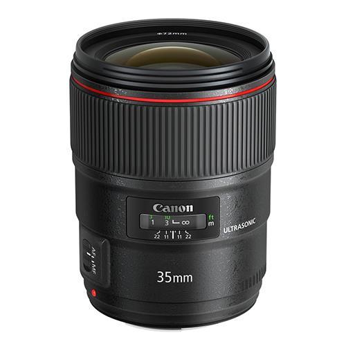 EF 35mm f/1.4L II USM Lens Product Image (Secondary Image 1)