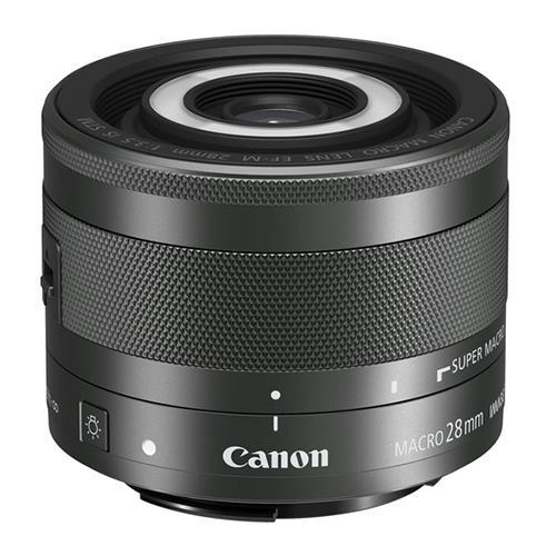 EF-M 28mm f/3.5 Macro IS STM Lens Product Image (Secondary Image 3)