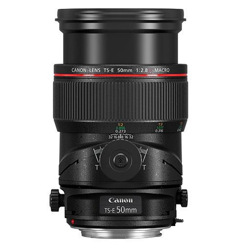TS-E 50mm f/2.8L Macro Lens Product Image (Secondary Image 1)