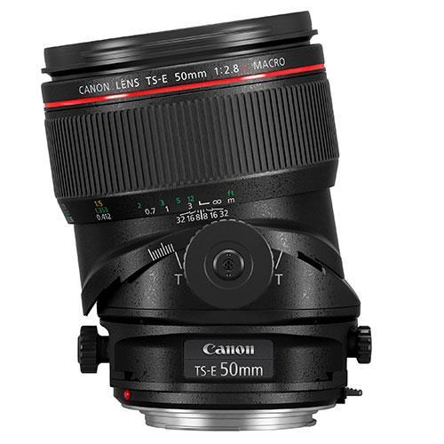 TS-E 50mm f/2.8L Macro Lens Product Image (Secondary Image 2)