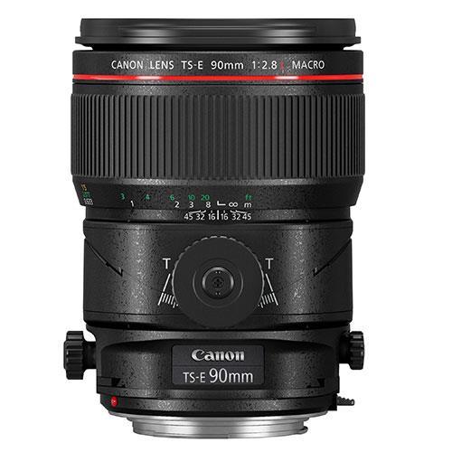 TS-E 90mm f/2.8L Macro Lens Product Image (Primary)