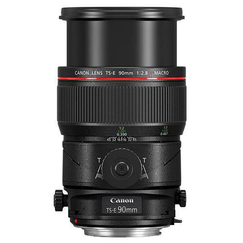TS-E 90mm f/2.8L Macro Lens Product Image (Secondary Image 1)