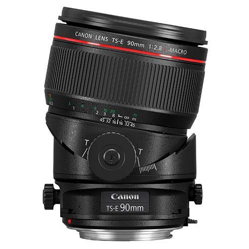 TS-E 90mm f/2.8L Macro Lens Product Image (Secondary Image 2)