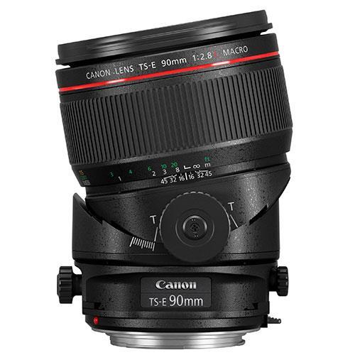 TS-E 90mm f/2.8L Macro Lens Product Image (Secondary Image 3)