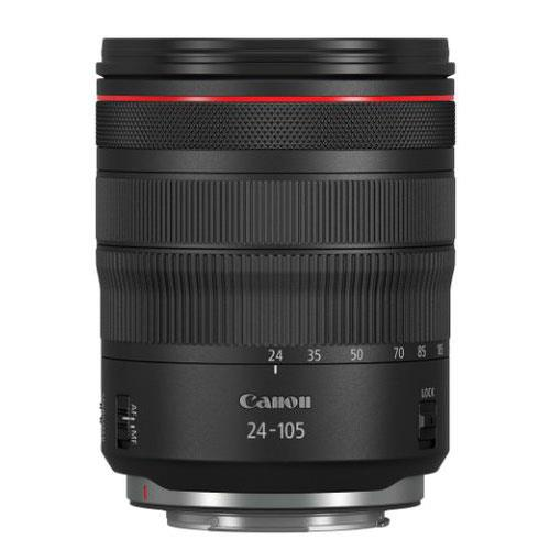 RF 24-105mm f/4 L IS USM Lens Product Image (Primary)