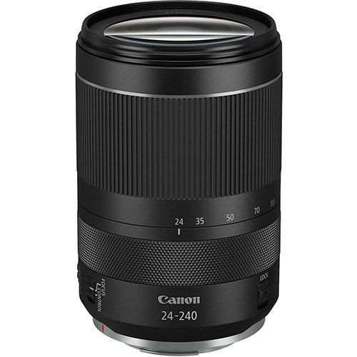 RF 24-240mm F4-6.3 IS USM Lens Product Image (Primary)