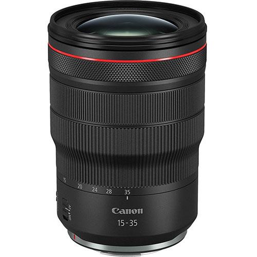RF 15-35mm f/2.8 L IS USM Lens Product Image (Primary)